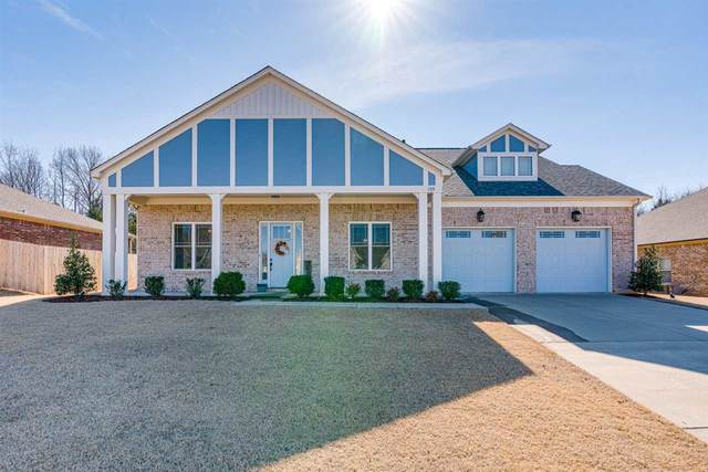 135 Fairway Hills Dr, Oakland, TN 38060 (MLS #10093430) :: Gowen Property Group | Keller Williams Realty