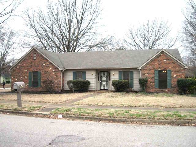 4373 S Germantown Rd, Memphis, TN 38125 (#10093456) :: J Hunter Realty