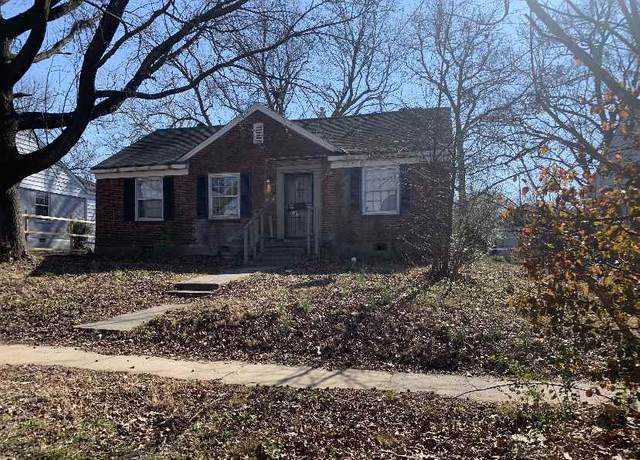 3265 Lamphier Ave, Memphis, TN 38112 (#10093494) :: The Wallace Group - RE/MAX On Point