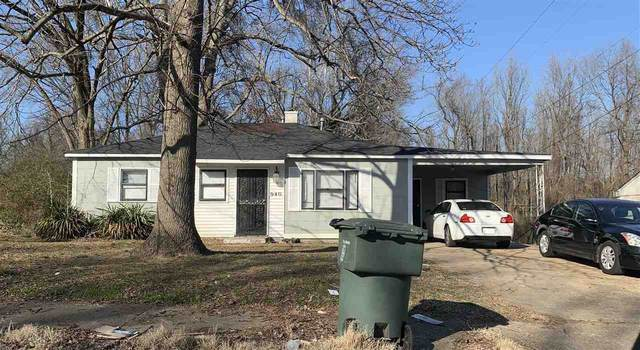 940 Creston Ave, Memphis, TN 38127 (#10093497) :: J Hunter Realty