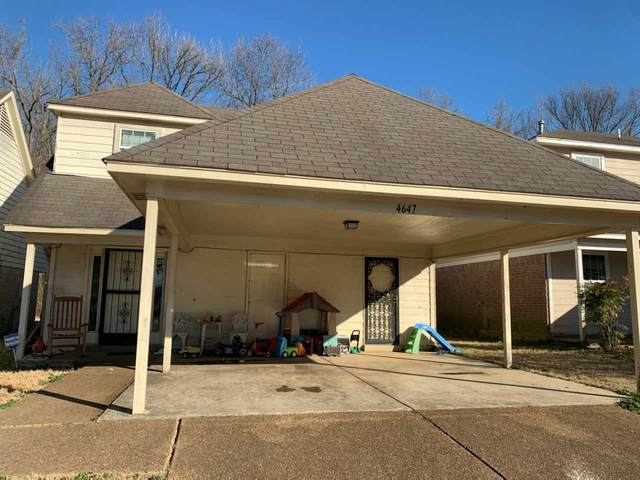 4647 Addington Dr, Memphis, TN 38128 (#10093564) :: The Melissa Thompson Team