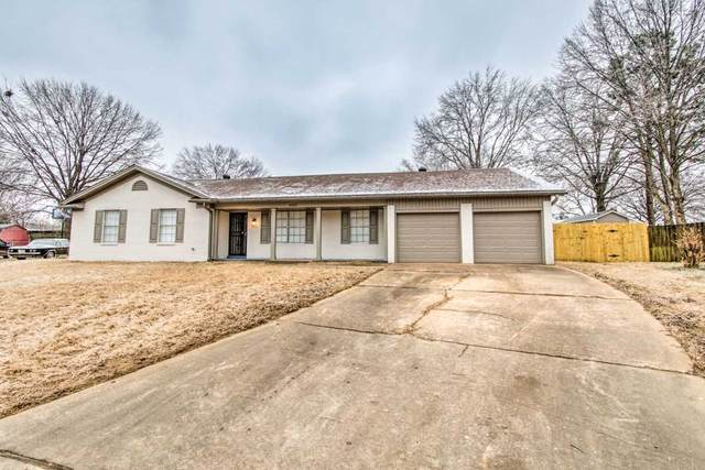 6162 Mary Elizabeth Cv, Bartlett, TN 38134 (#10093625) :: The Melissa Thompson Team
