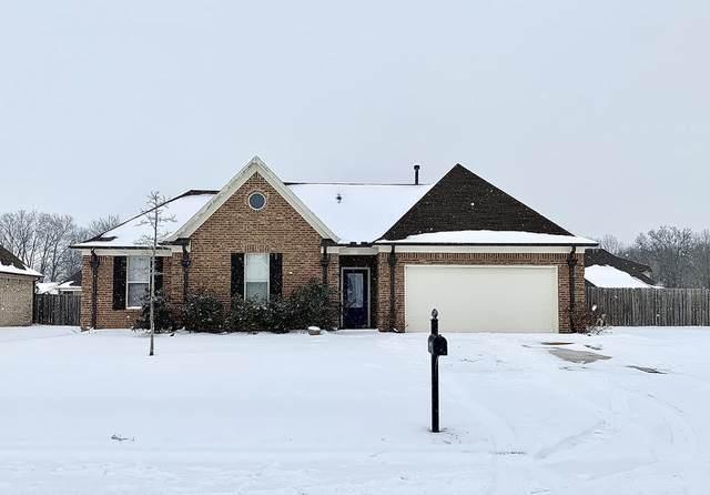 5039 Blue Lagoon Loop, Bartlett, TN 38002 (MLS #10093658) :: Gowen Property Group | Keller Williams Realty