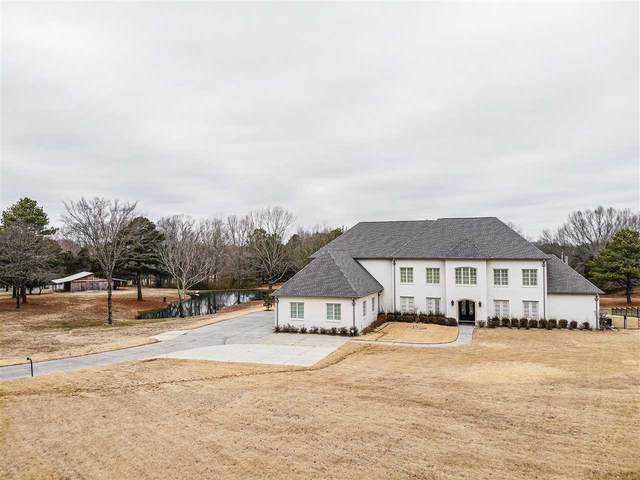 11960 George R James Rd, Unincorporated, TN 38028 (#10093681) :: The Wallace Group - RE/MAX On Point