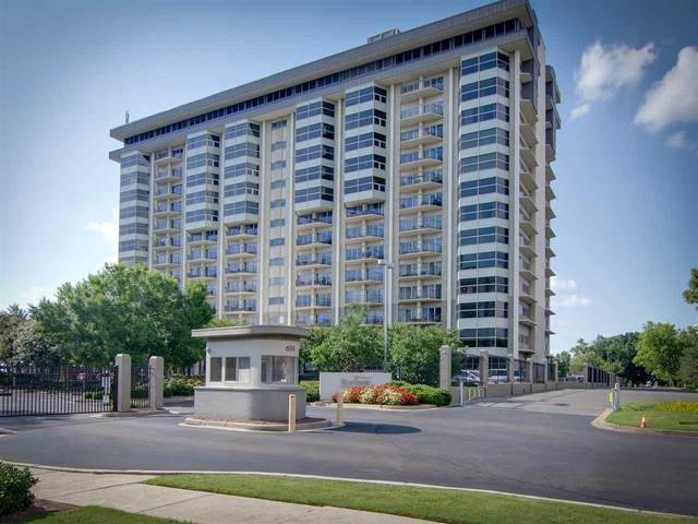 655 Riverside Dr #1108, Memphis, TN 38103 (#10093687) :: Faye Jones | eXp Realty