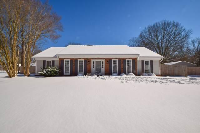 7969 Cross Ridge Dr, Germantown, TN 38138 (#10093688) :: RE/MAX Real Estate Experts