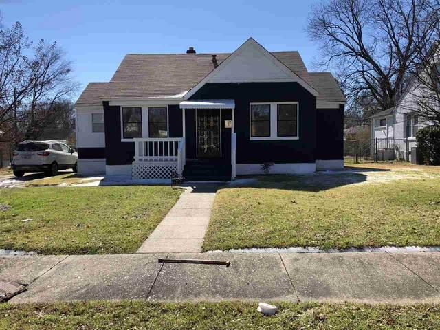 123 E Fernwood Ave, Memphis, TN 38109 (#10093739) :: RE/MAX Real Estate Experts