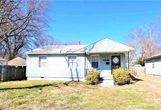 4200 Fairmont Ave, Memphis, TN 38108 (#10093740) :: The Wallace Group - RE/MAX On Point