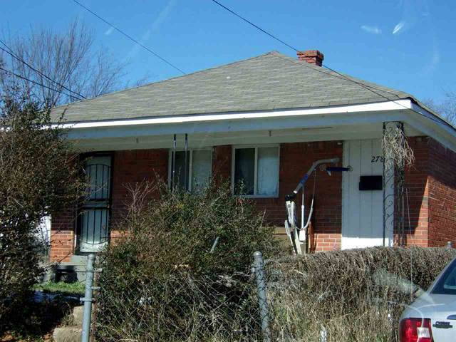 278 W Dison Ave, Memphis, TN 38109 (#10093776) :: RE/MAX Real Estate Experts