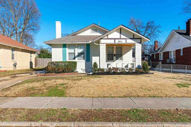 884 N Mcneil St, Memphis, TN 38107 (#10093793) :: RE/MAX Real Estate Experts