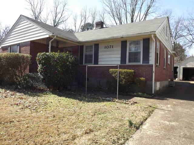 1071 Sandra Rd, Memphis, TN 38122 (MLS #10093845) :: The Justin Lance Team of Keller Williams Realty
