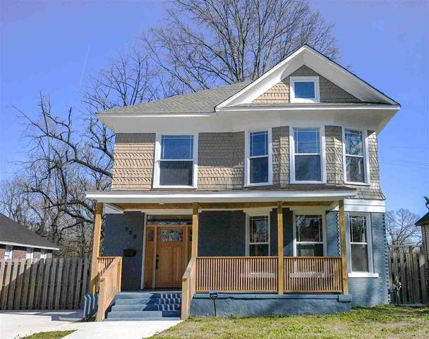 958 S Willett St, Memphis, TN 38114 (#10093854) :: The Wallace Group - RE/MAX On Point