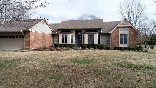 320 Ina Rd, Unincorporated, TN 38075 (MLS #10093861) :: Gowen Property Group | Keller Williams Realty