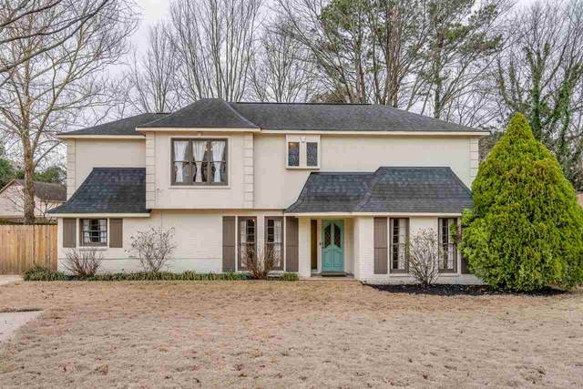 7437 Poplar Pike, Germantown, TN 38138 (#10093965) :: The Wallace Group - RE/MAX On Point