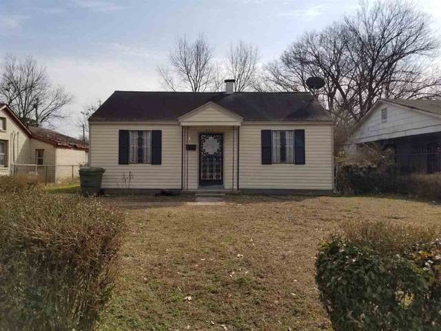 457 King Ave, Memphis, TN 38109 (MLS #10093982) :: Gowen Property Group | Keller Williams Realty