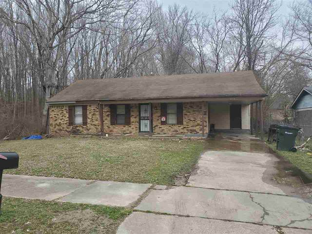 448 Fox Valley Dr, Unincorporated, TN 38127 (#10093985) :: J Hunter Realty