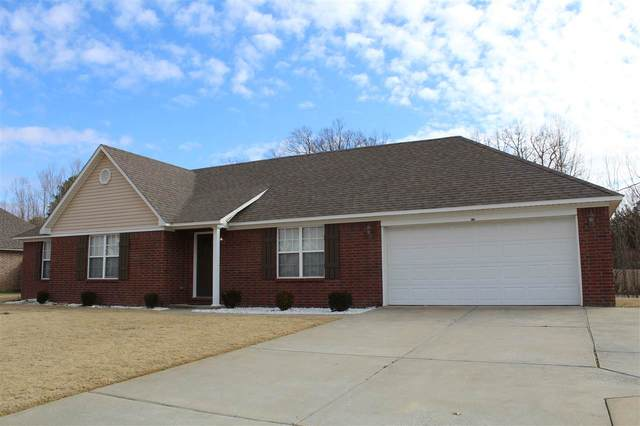 112 S Oleta Ave, Atoka, TN 38004 (#10094010) :: Faye Jones | eXp Realty
