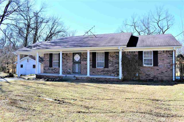 4521 Quito Drummonds Rd, Unincorporated, TN 38053 (#10094023) :: The Home Gurus, Keller Williams Realty
