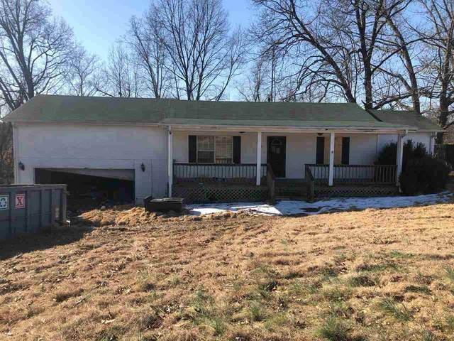 19 Stacey Ln, Unincorporated, TN 38011 (#10094027) :: Faye Jones | eXp Realty