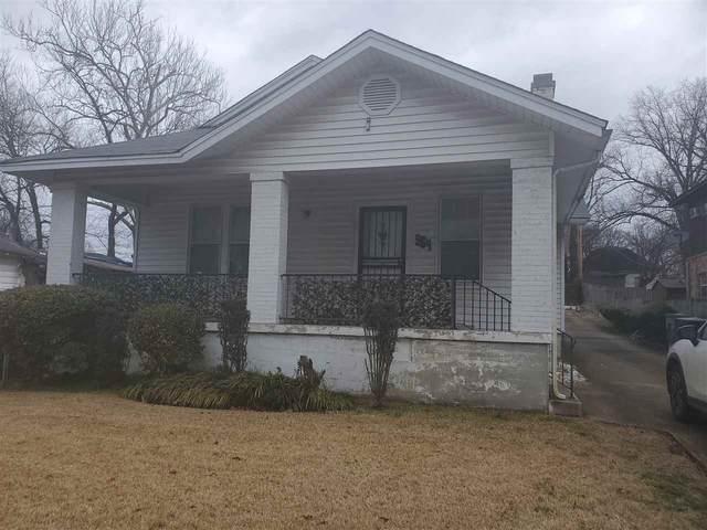 964 Doris Ave, Memphis, TN 38106 (#10094086) :: Area C. Mays | KAIZEN Realty