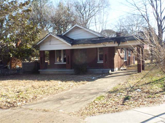 724 Hudson St, Memphis, TN 38112 (#10094097) :: The Wallace Group at Keller Williams