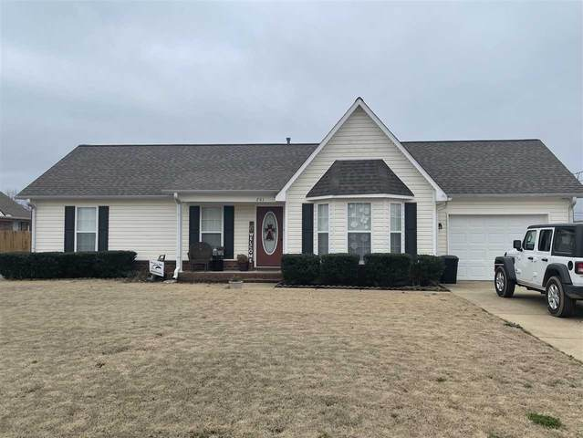 201 Regency Dr, Brighton, TN 38011 (#10094110) :: The Wallace Group - RE/MAX On Point