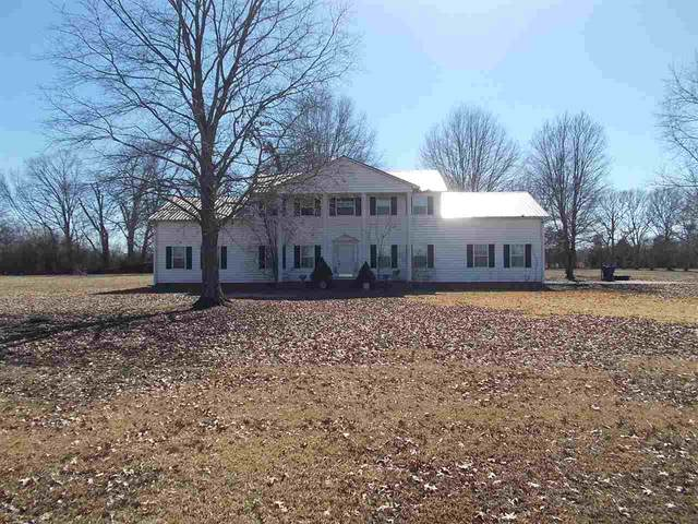 10135 142 Hwy, Stantonville, TN 38379 (#10094126) :: The Wallace Group - RE/MAX On Point