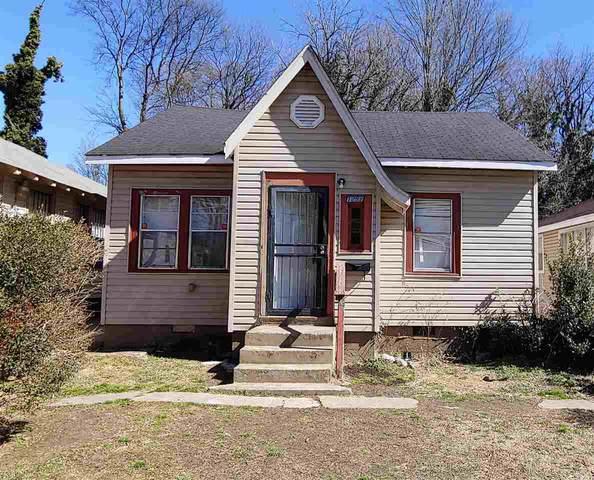 1252 Cummings St, Memphis, TN 38106 (#10094137) :: Area C. Mays | KAIZEN Realty