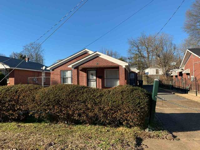 2114 Lowell Ave, Memphis, TN 38114 (#10094150) :: The Wallace Group at Keller Williams