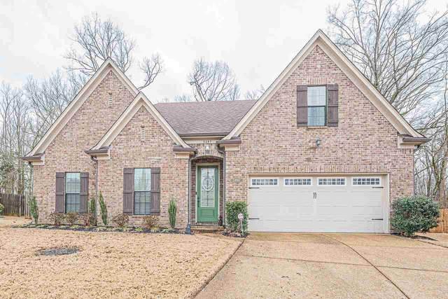3497 Bartlett Gap Cv, Bartlett, TN 38133 (#10094161) :: The Home Gurus, Keller Williams Realty