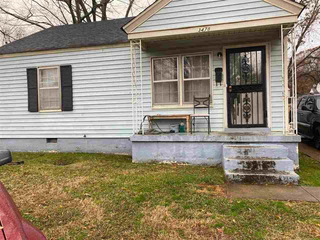 3478 Hendricks Ave, Memphis, TN 38111 (#10094202) :: The Wallace Group - RE/MAX On Point