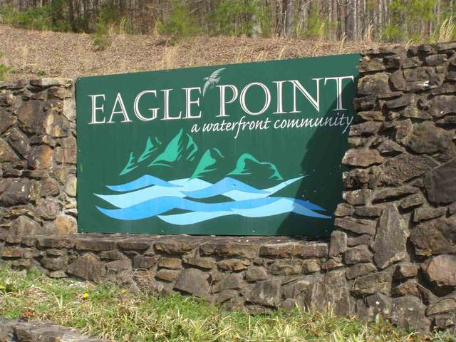 LOT 65 PHASE 1 Eagle Point Dr, Pickwick Lake, AL 35616 (#10094234) :: The Melissa Thompson Team