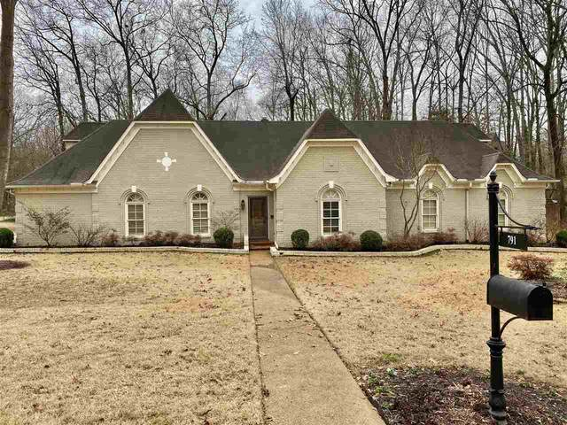 791 N Tree Dr, Collierville, TN 38017 (#10094272) :: The Wallace Group at Keller Williams