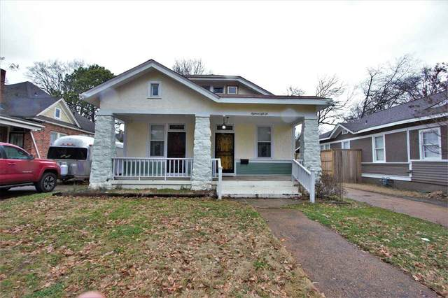 1856 York Ave, Memphis, TN 38104 (#10094294) :: The Wallace Group at Keller Williams