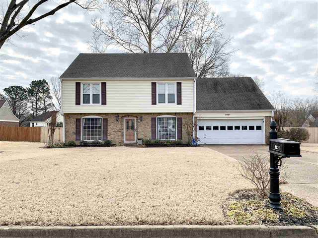 8021 Brooxie Cv, Germantown, TN 38138 (#10094308) :: The Wallace Group at Keller Williams