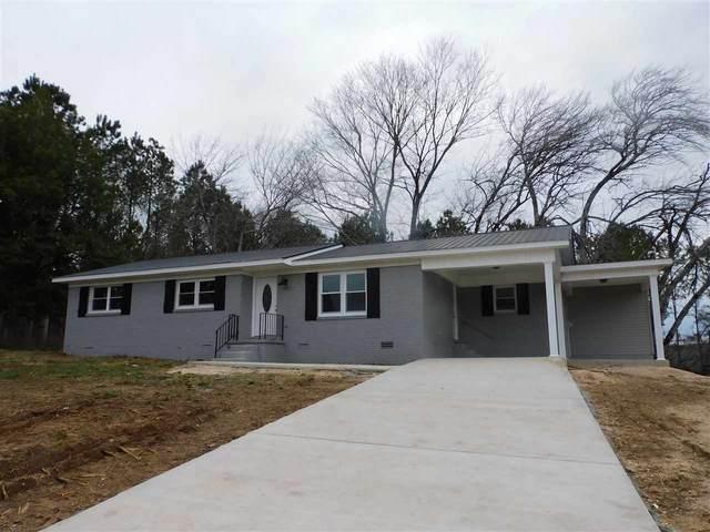 28655 Highway 128 Hwy, Clifton, TN 38425 (MLS #10094314) :: Gowen Property Group | Keller Williams Realty