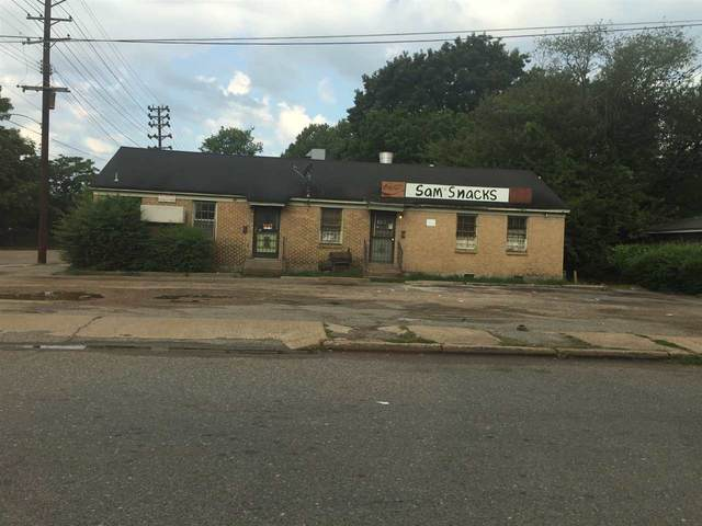 1669 S Cooper St, Memphis, TN 38114 (#10094318) :: All Stars Realty