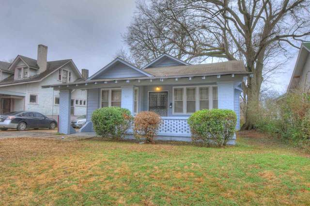 1695 Kendale Ave, Memphis, TN 38106 (#10094403) :: The Wallace Group at Keller Williams