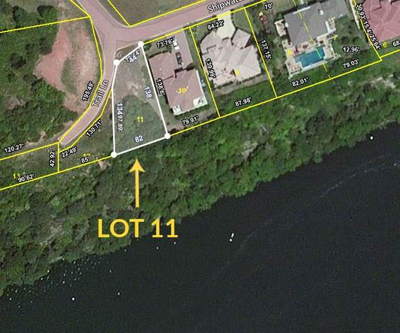 LOT 11 Shipwatch Pt, Savannah, TN 38372 (MLS #10094427) :: The Justin Lance Team of Keller Williams Realty
