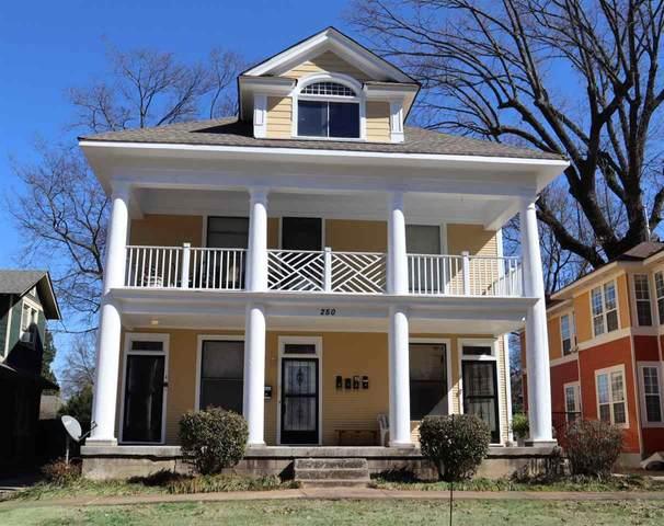 250 N Willett St, Memphis, TN 38112 (#10094458) :: The Wallace Group at Keller Williams