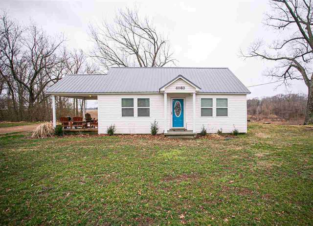 4063 59 W Hwy, Unincorporated, TN 38019 (#10094465) :: The Wallace Group at Keller Williams