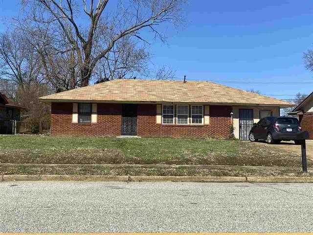 860 Parkrose Ave, Memphis, TN 38109 (#10094467) :: J Hunter Realty