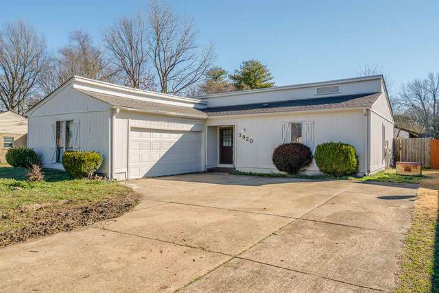 3820 Lawrenceton Cv, Memphis, TN 38115 (#10094500) :: Area C. Mays | KAIZEN Realty
