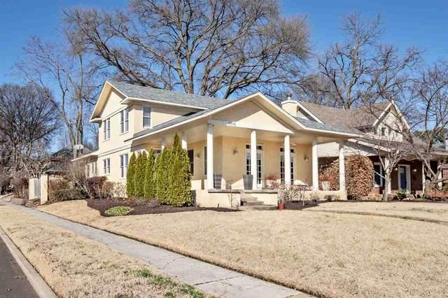 1716 Peach Ave, Memphis, TN 38112 (#10094526) :: The Wallace Group at Keller Williams