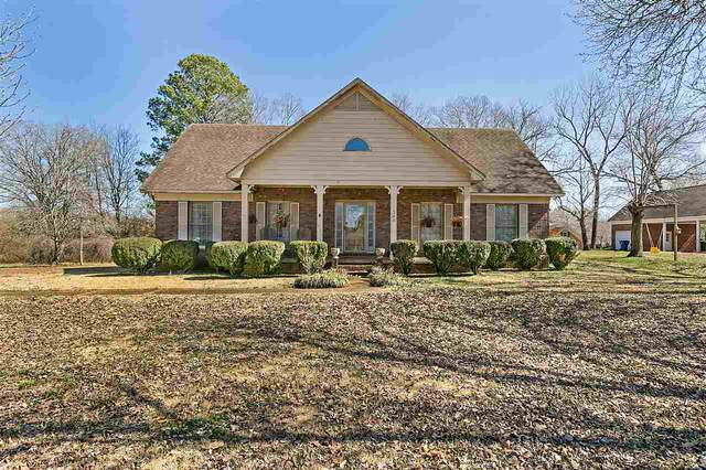 360 Carrington St, Savannah, TN 38372 (#10094532) :: The Wallace Group at Keller Williams