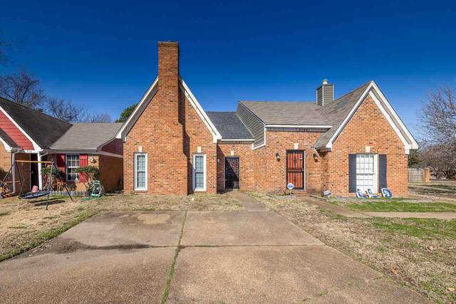5142 Walton Lake St, Memphis, TN 38118 (#10094674) :: J Hunter Realty