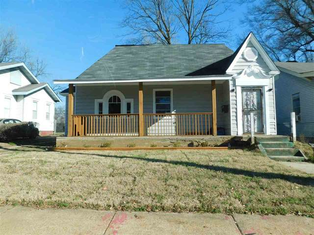 606 E Mallory Ave, Memphis, TN 38106 (#10094730) :: The Wallace Group - RE/MAX On Point