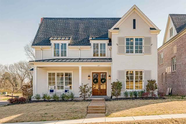 277 Washington St, Collierville, TN 38017 (#10094866) :: The Home Gurus, Keller Williams Realty