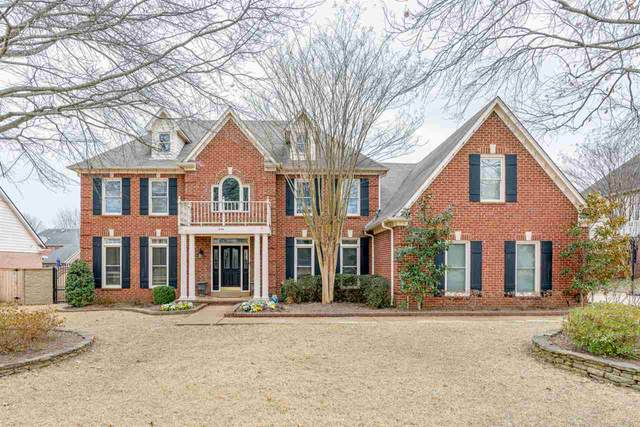 1594 Courtfield Ln, Collierville, TN 38017 (MLS #10094903) :: The Justin Lance Team of Keller Williams Realty