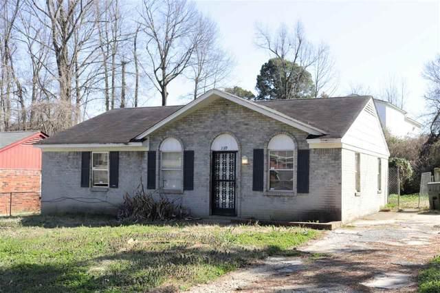 2189 Lisa Ave, Memphis, TN 38127 (MLS #10094907) :: The Justin Lance Team of Keller Williams Realty